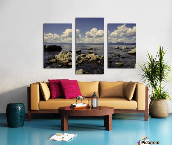 Majestic View Canvas print