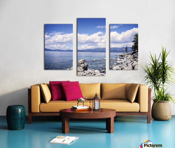 Out West 7 of 8 Canvas print