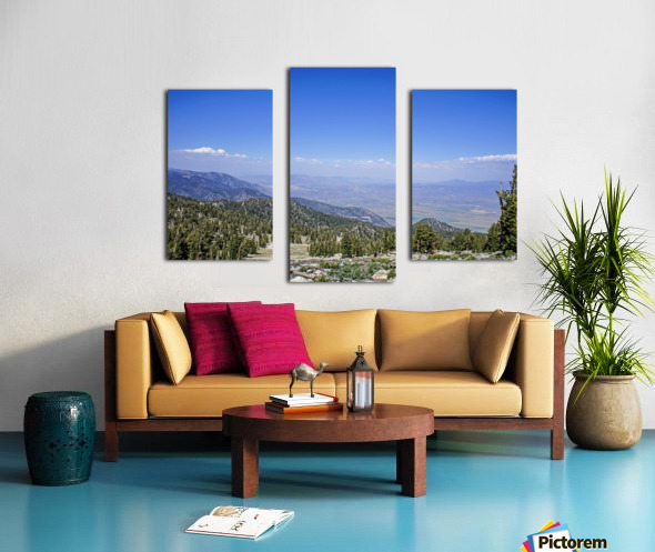 Out West 1 of 8 Canvas print