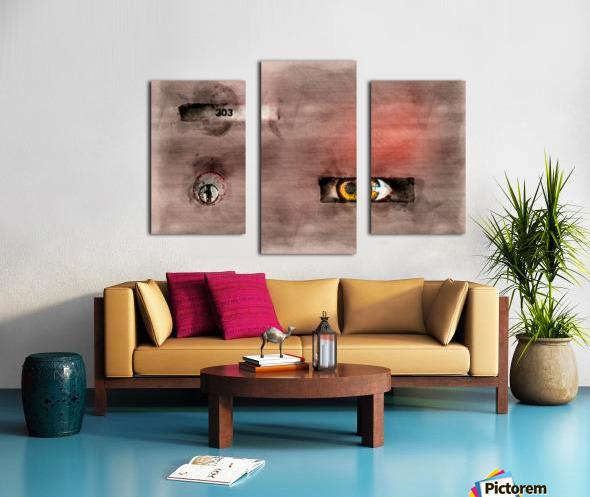 Mailbox 303 Canvas print