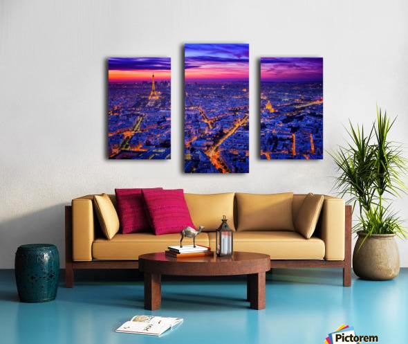 Paris I Canvas print