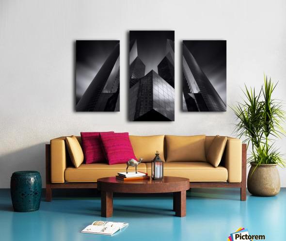 Headquarter by Sebastien DEL GROSSO Canvas print