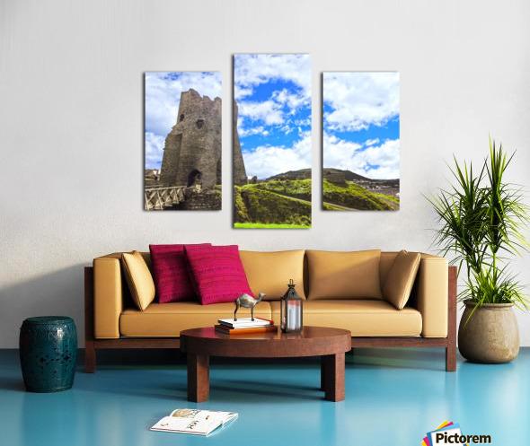 Wondrous Aberystwyth 3 of 5 Canvas print