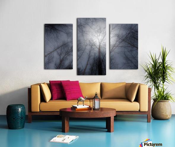 Espoir Canvas print