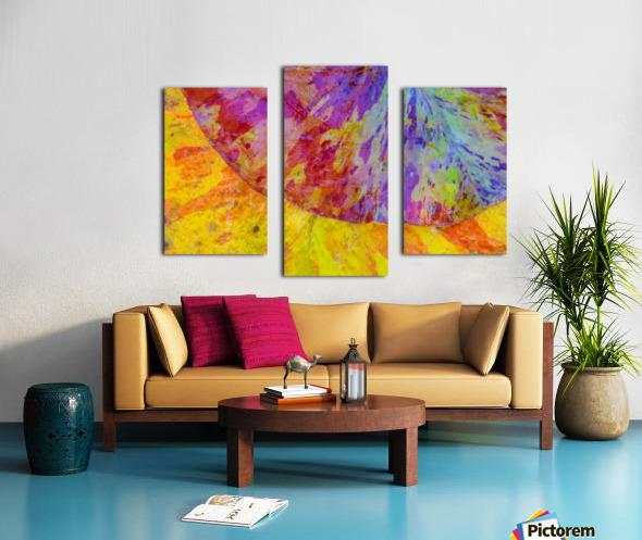 Colors Of Nature ap 2037 Canvas print