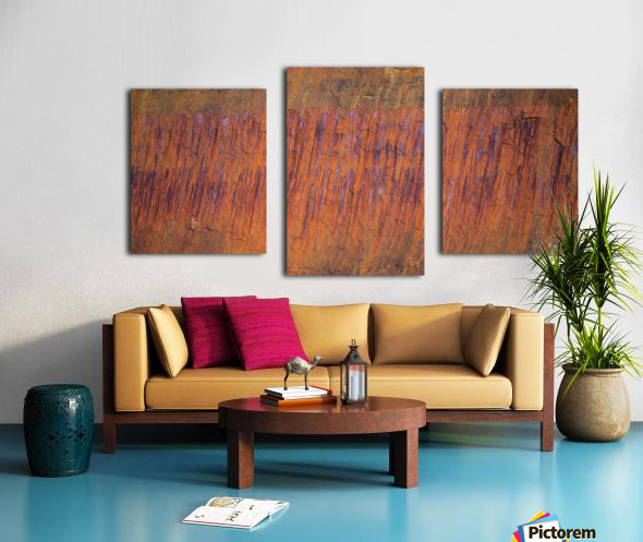 Rust ap 2510 Canvas print