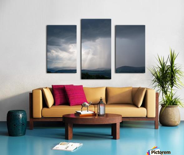 Moving Storm ap 2904 Canvas print