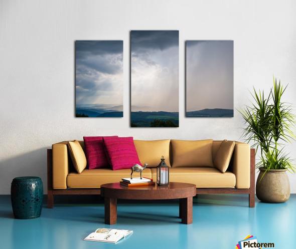 Moving Storm ap 2903 Canvas print