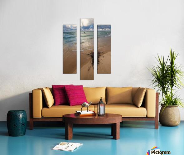 Reflections ap 2416 Canvas print