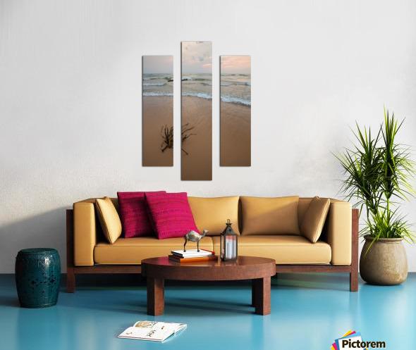 Lake Michigan ap 2415 Canvas print