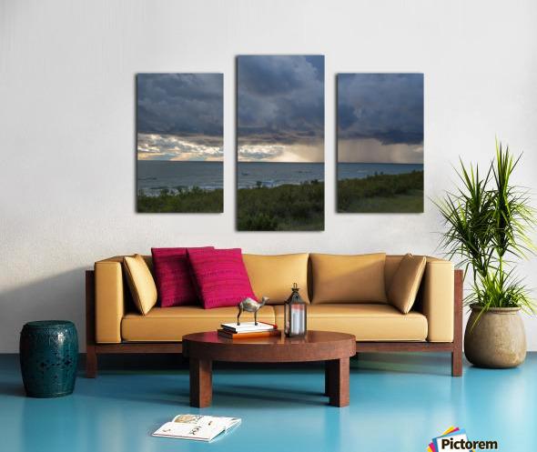 T Storm ap 2430 Canvas print