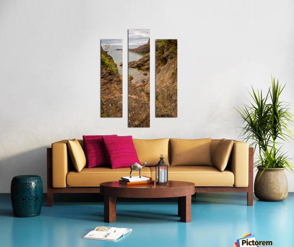 Lake Superior ap 2550 Canvas print