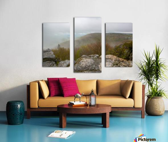 Low Ceiling ap 2945 Canvas print