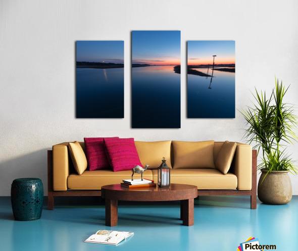 Assateague Light ap 2763 Canvas print
