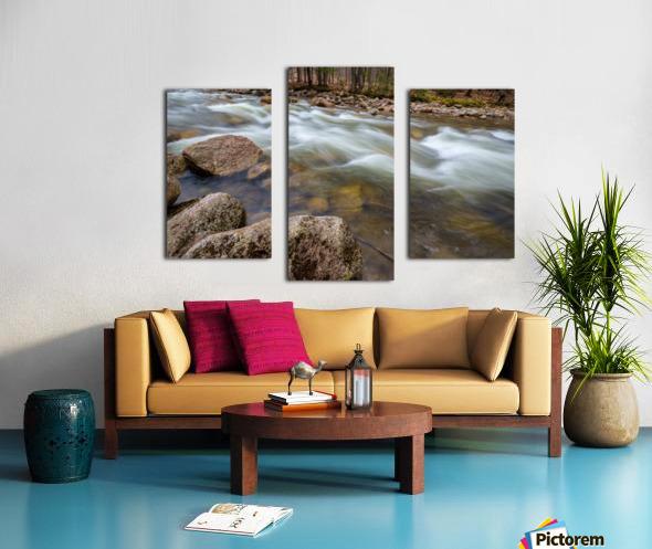 Rapids ap 2158 Canvas print
