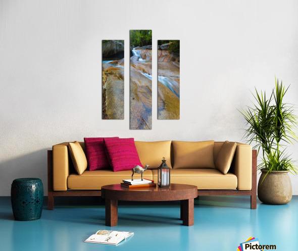 The Basin ap 2162 Canvas print