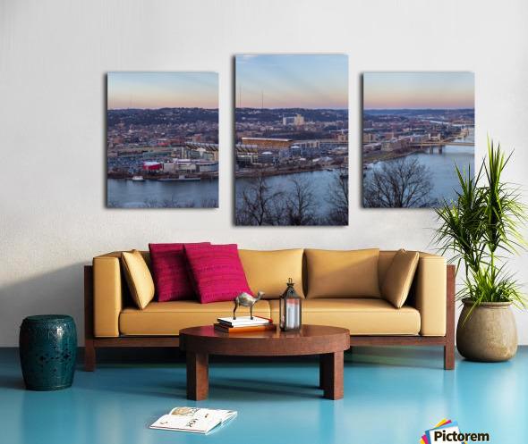 Heinz Stadium apmi 1511 Canvas print