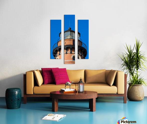 Fresnel Lens ap 2444 Canvas print