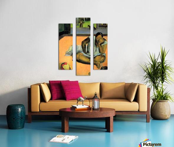 Te Faaturama by Gauguin Canvas print