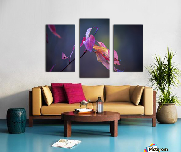 Fall Leaves Us Wanting More Canvas print