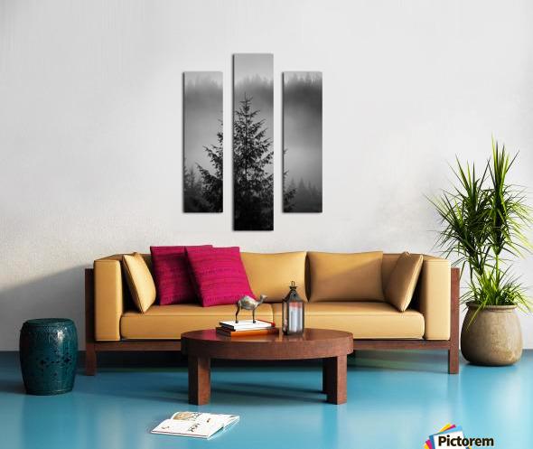 Lonliest Tree Canvas print