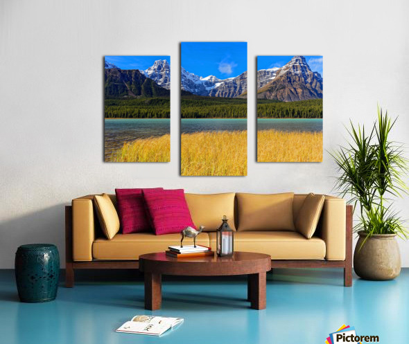 Banff National Park Alberta Canada Canvas print