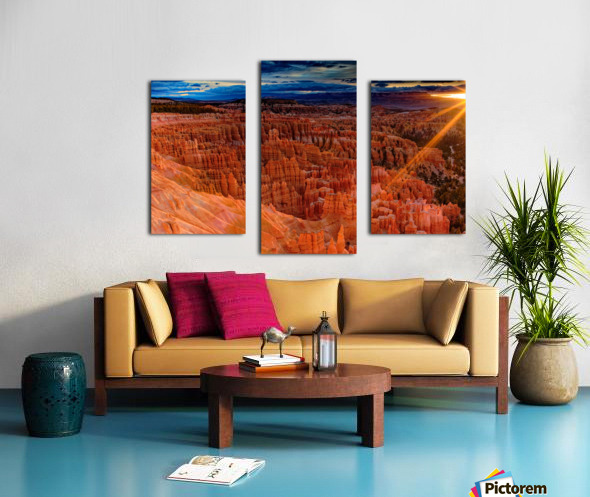 Bryce Canyon National Park Utah Canvas print