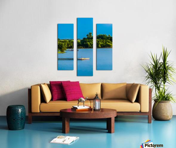 Carries Paradise Canvas print