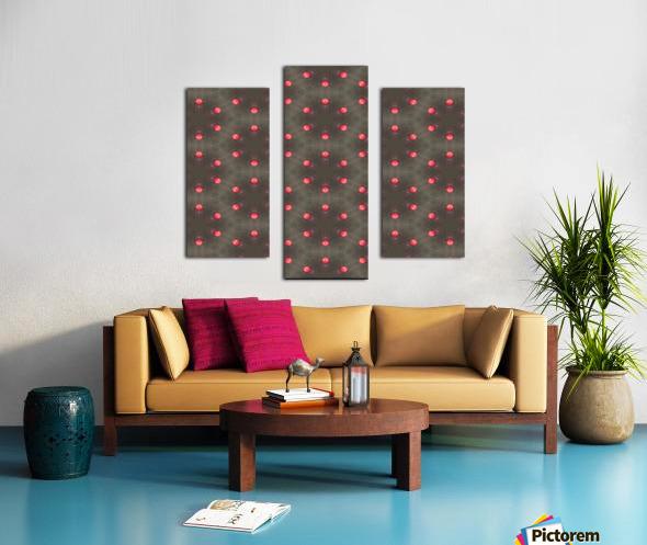 redbeads Canvas print