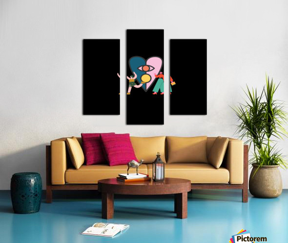 onelife Canvas print