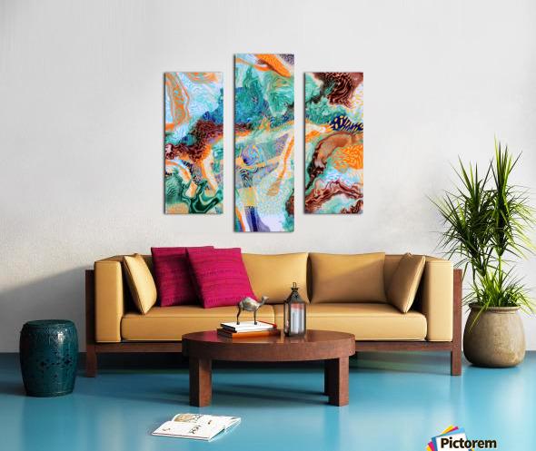 popartfantasy Canvas print