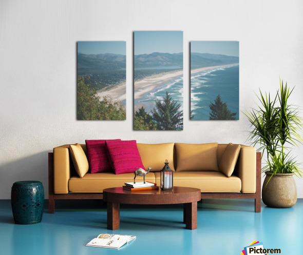 Neahkahnie Beach Canvas print