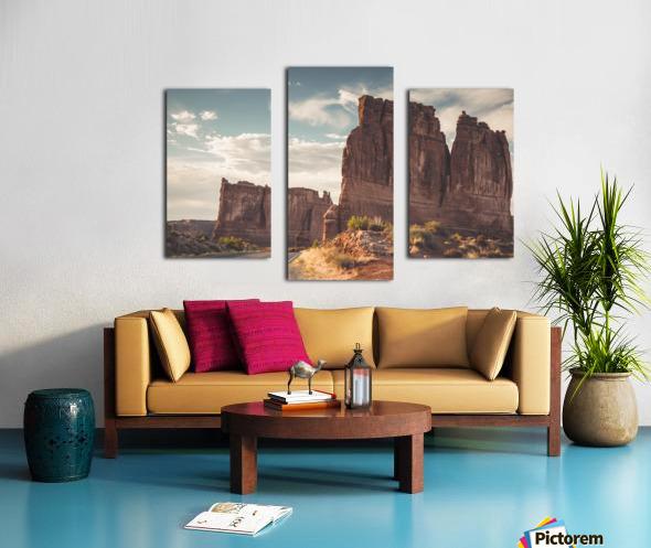Arches National Park UT Canvas print