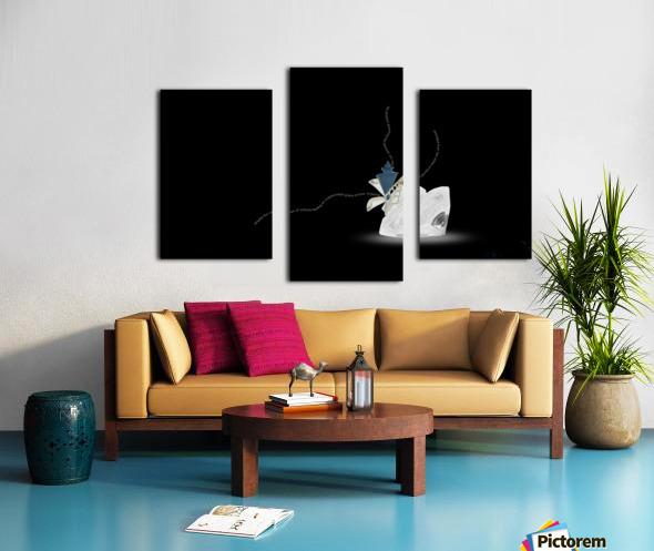 Egress Canvas print