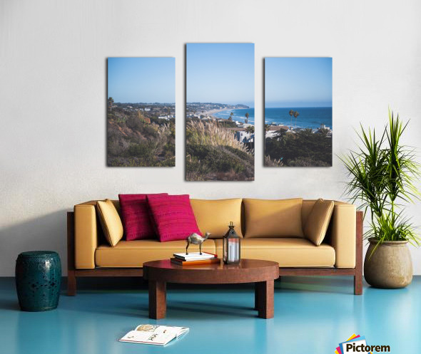 Malibu California Canvas print