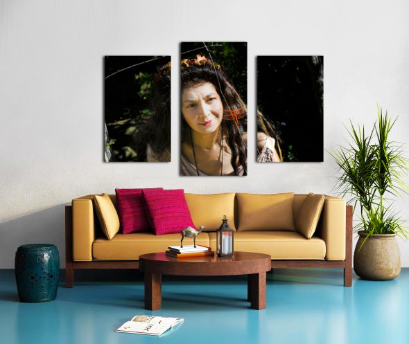 AN AMAZING FRIENDSHIP collection 1-4 Canvas print