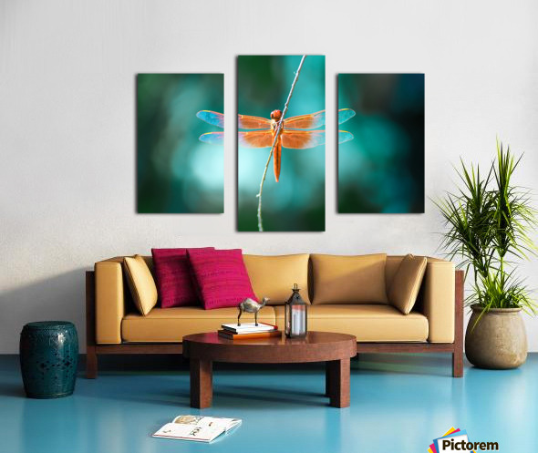 KINDNESS IS THE KEY TO MAGIC collection 1-4 Canvas print