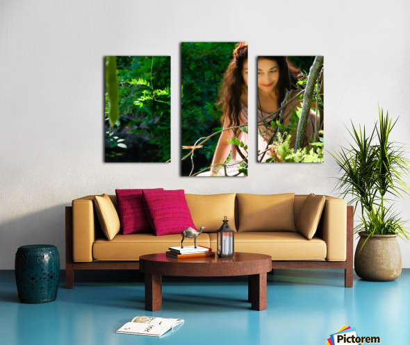 AN AMAZING FRIENDSHIP collection 2-4 Canvas print