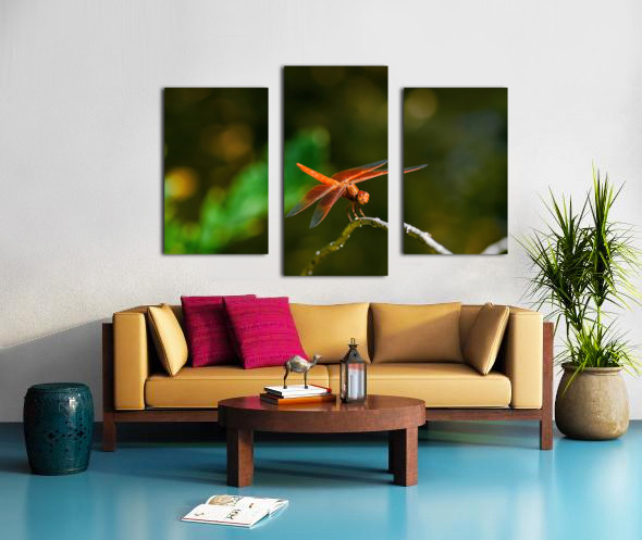 HEAR OUR VOICE collection 1-4 Canvas print