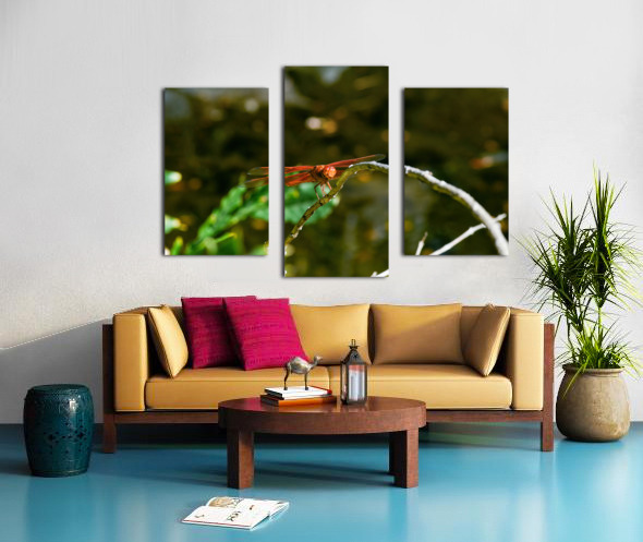 HEAR OUR VOICE collection 3-4 Canvas print