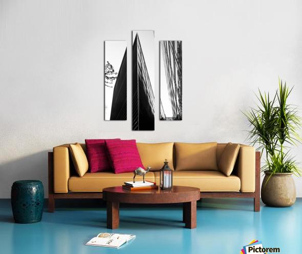 Passageway Impression sur toile