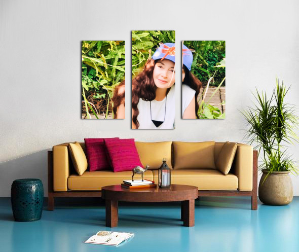 YOU ARE MY JEWEL  Collection 2-5 Canvas print
