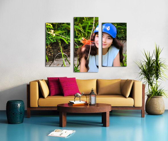 YOU ARE MY JEWEL Collection  1-5 Canvas print