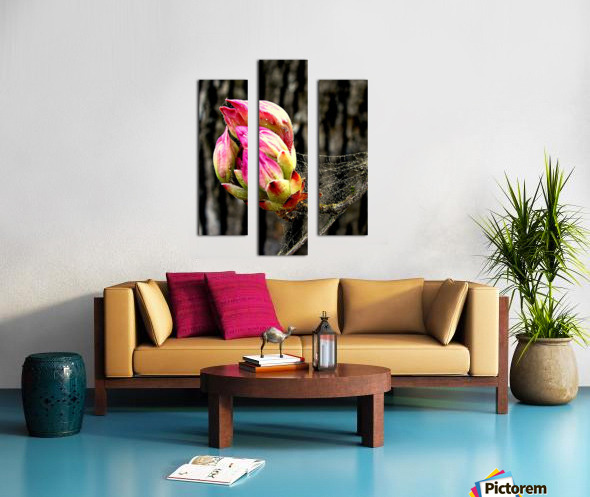 This Buds For You Canvas print