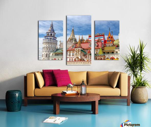 Kremlin Canvas print