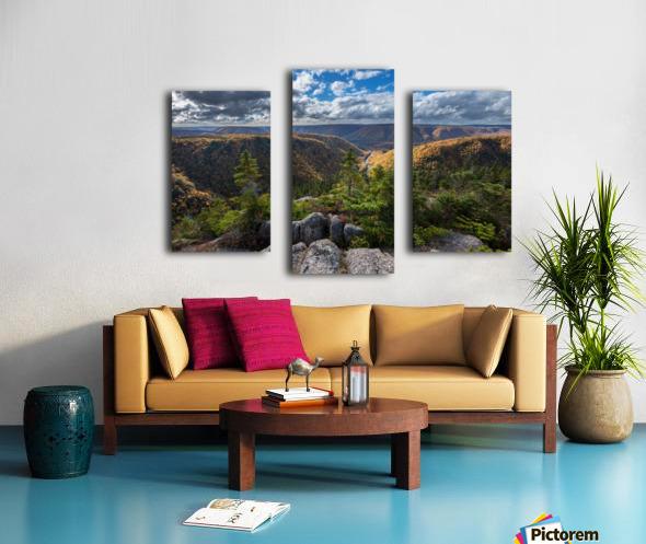 Cape Clear Canvas print