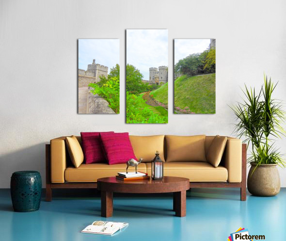 Windsor Castle 2 - Berkshire United Kingdom Canvas print