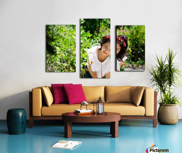 TELL ME MORE...Collection  1-6 Canvas print