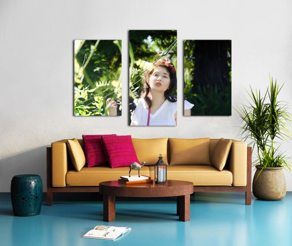 TELL ME MORE...Collection 5-6 Canvas print