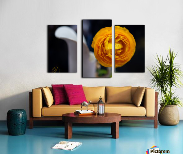 This Moment Canvas print